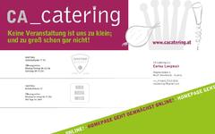 CA- Catering